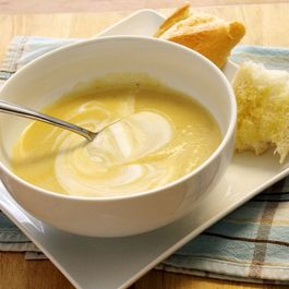 Creamy Potato & Cabbage Soup