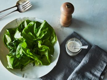 A Simple, Customizable Yogurt Dressing—and How to Use it All Week Long