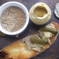 Cretons  -  French Canadian Pork Pate