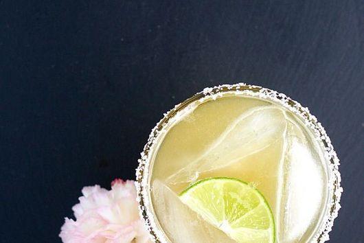 Lemongrass Margaritas