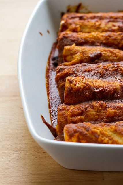 Enchiladas from Food52