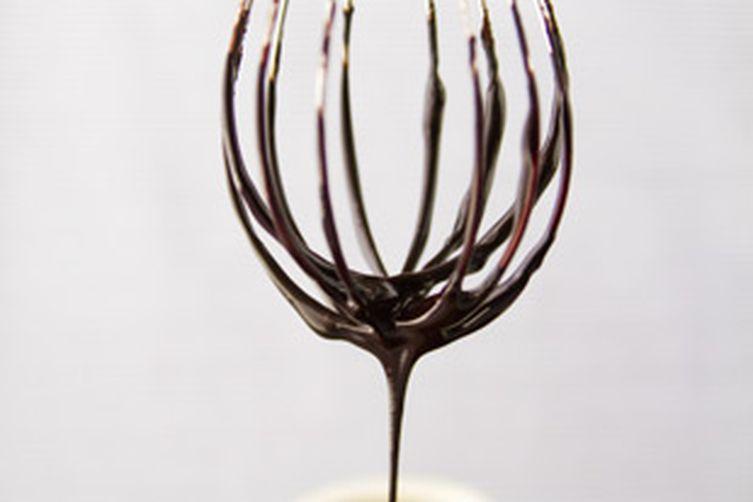 Chocolate Stout Sorbet