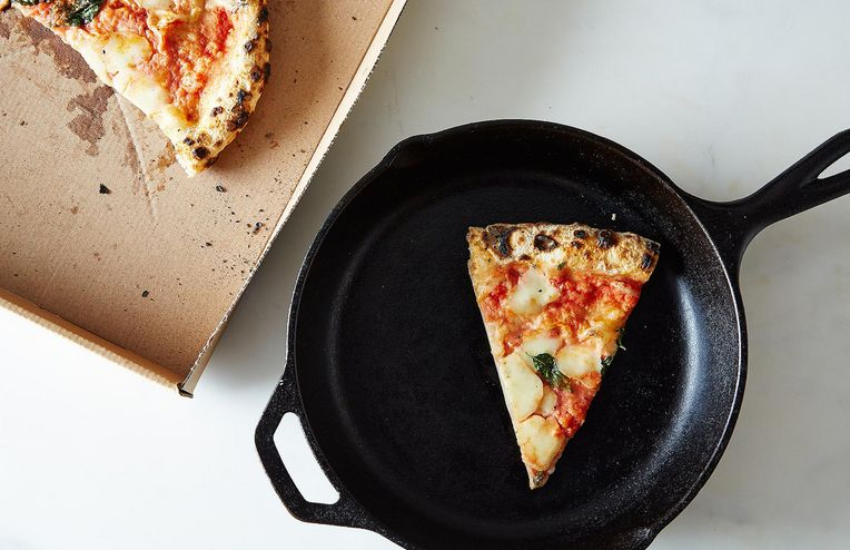 A Haiku or Two, on Pizza