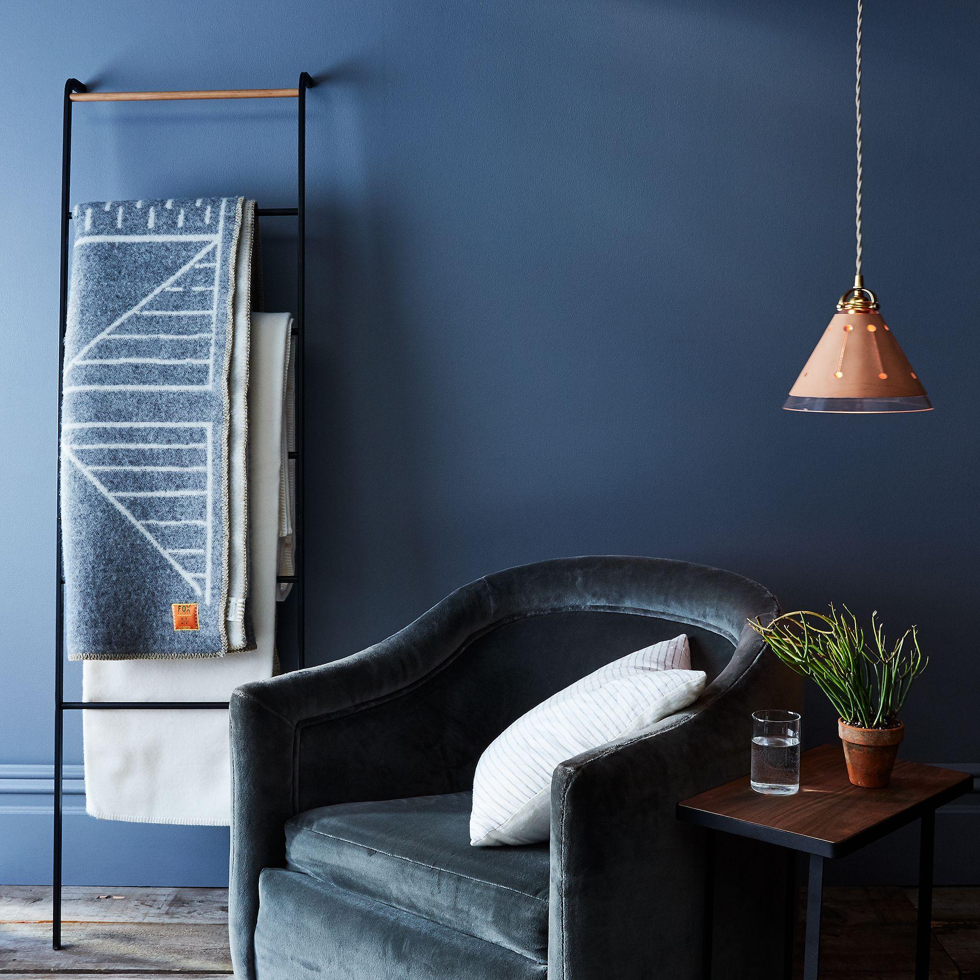 Steel & Wood Leaning Ladder on Food52
