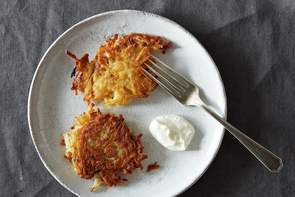 Latkes from Food52