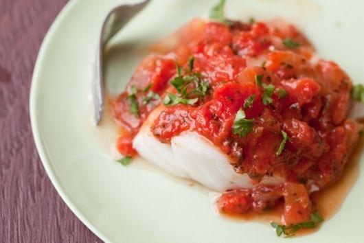 Chunky Tomato Basil Sauce