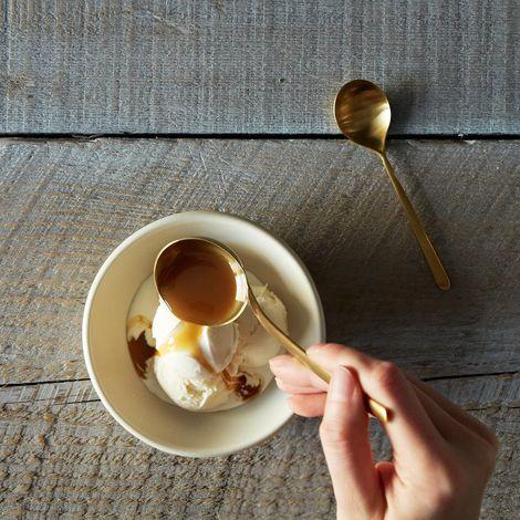 Gold Miniature Ladle
