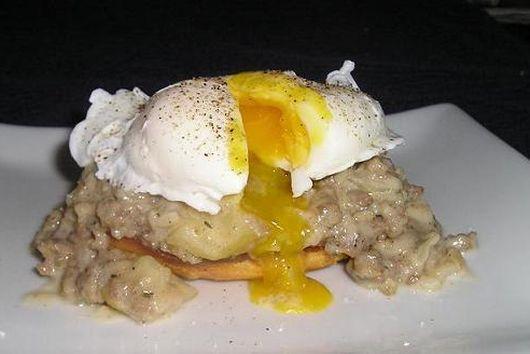 Sara's Famous Sausage-Apple Gravy
