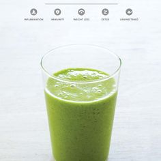Green Mojito Smoothie