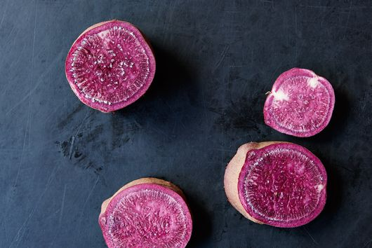 Purple Sweet Potatoes and How to Use Them