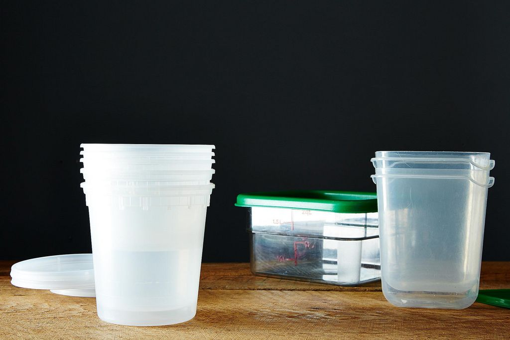 How to Keep Tupperware Fresh