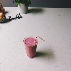 Put a Filter on It: Juices and Smoothies
