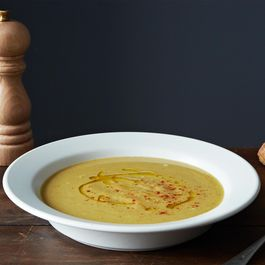 Split Pea Soup for a Winter's Day
