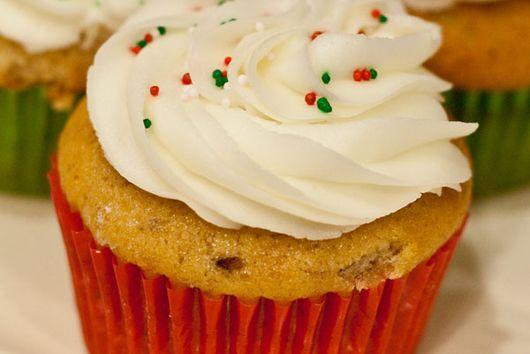 Panettone Cupcakes