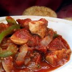 Best Ever Chicken Cacciatore