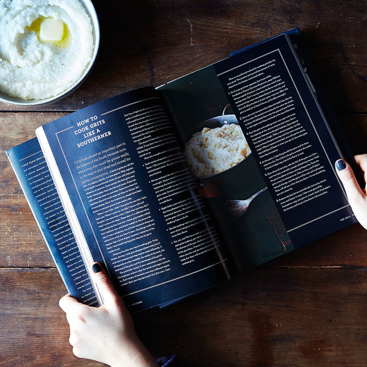 What two 200 year old books can teach us about southern cuisine forumfinder Choice Image