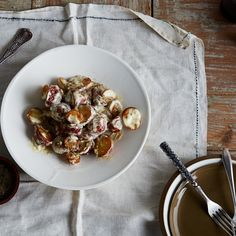 Spanish Roasted Potato Salad