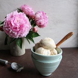 Lucuma & Vanilla Bean Ice Cream