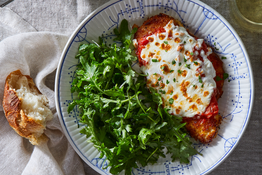 Weeknight Chicken Parm