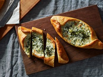 Gooey, Cheesy Breads Are the Weekend Project You've Been Looking For