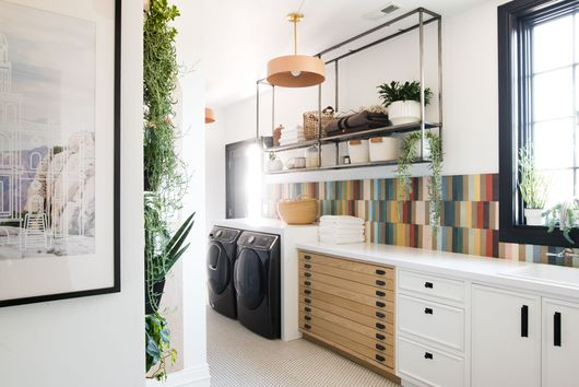 This Laundry Room Renovation Took 3 Years. Here's Why It Was Worth It.