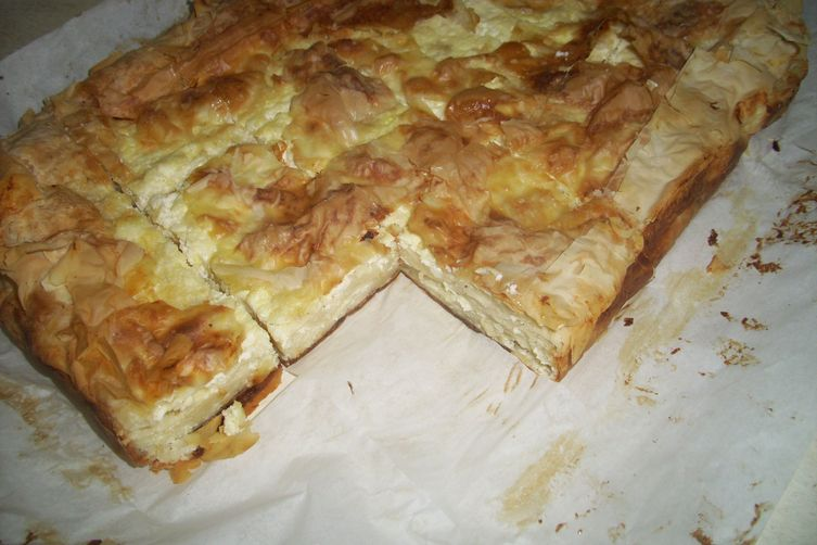 Gužvara-Wrinkly cheese pie