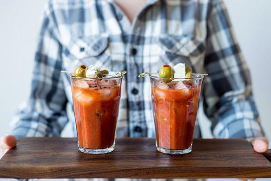 Harissa Bloody Mary
