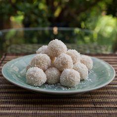 Gluten Free Coconut Ladoo