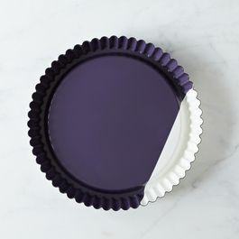 Round Enamel Torte Pan