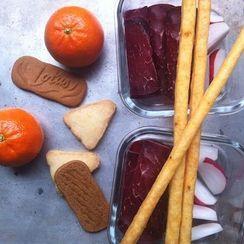 Beating School Lunch Monotony: Bresaola Two Ways