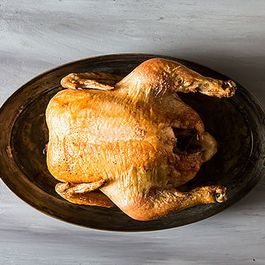 Roast Chicken by Kathy Cooks