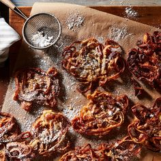 The Sweet, Crispy State Fair Treat That Gives Apple Peels a New Life