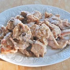 Rabbit with White Wine and Rosemary