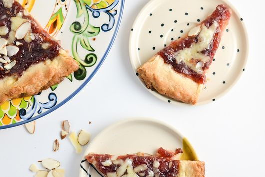 Freeform Shortbread Tart