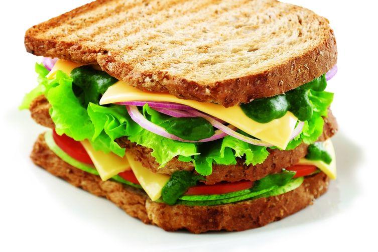 How to Make Schezwan Sandwich