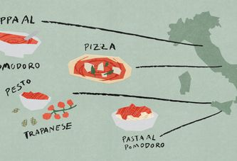 10 of Italy's Most Iconic Tomato Dishes & Where They Came From