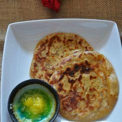 Pooran Poli - Sweet Lentil Flatbread