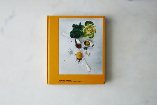 A Delicious Book of Food Photography Past & Present