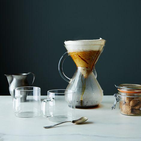 Reusable Organic Fabric Chemex Coffee Filters (Set of 5)