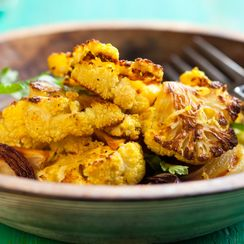 Balsamic Glazed Cauliflower