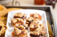 Patti LaBelle's Two-Fruit Almond Crumble Bars