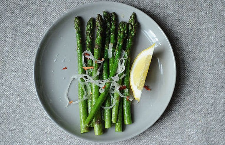 Asparagus, At Last