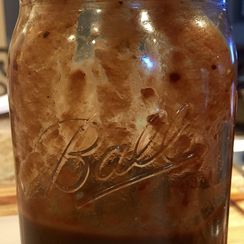 Peach Chipotle BBQ Sauce