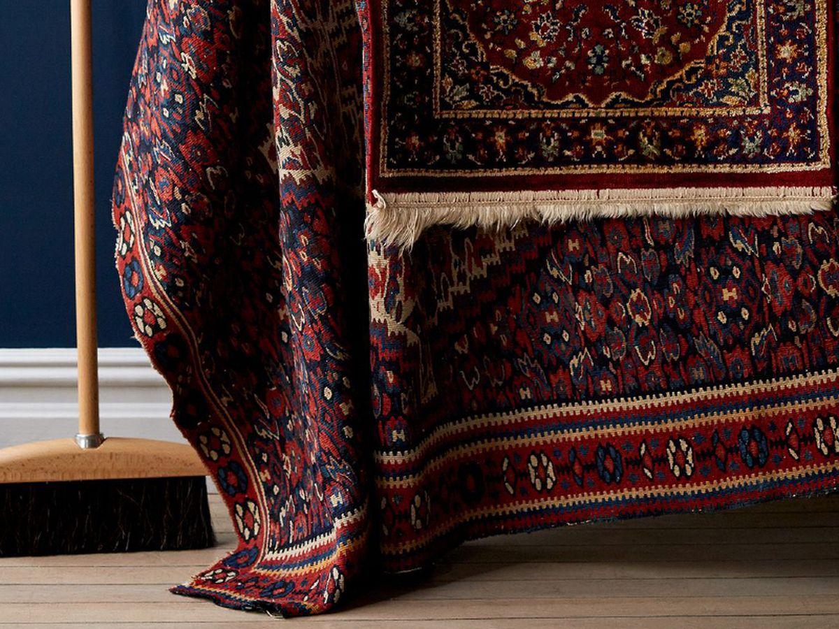 How to Care for & Clean a Wool Rug So