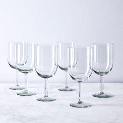 Ngwenya Recycled Glass Wine Glasses