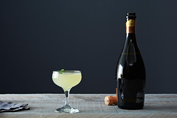 Gin spritz from Food52