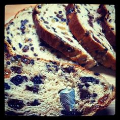 Barmbrack: Ireland's Traditional Halloween Fruit Bread.