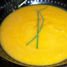 curried acorn squash and tomato soup