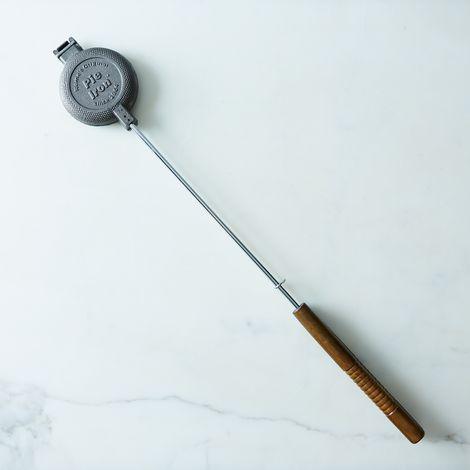 Round Jaffle Iron