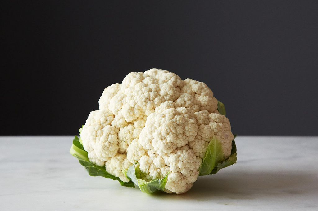 Cauliflower on Food52